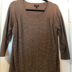 Tan/light brown sweater